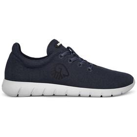 Giesswein Merino Wool Runners Mujer, dark blue